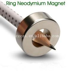 N35 radial magnetization ring magnet