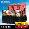 12 month warranty 5d 7d 9d commercial cinema seats
