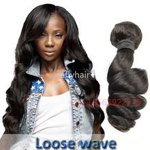 Brazillian Cheap Unprocessed Remy 100 Brazilian Virgin Hair Brazlian Virgin Loose Wave Hair