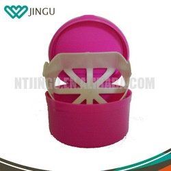 wholesale denture store container, denture store box with net