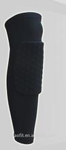 breathable hot sale FDA / CE / ISO / BV approved elastic nylon knee sleeve knee extension brace