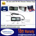 Calibrador de grueso ultrasónico de los proveedores, digital medidor de espesor de precio
