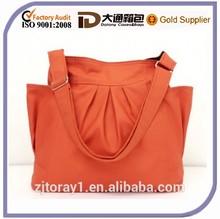 Latest Fashion Cotton Handbag Messenger Tote Bag