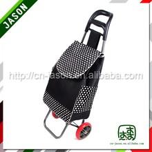 folding shopping trolley cart best selling travel bag set
