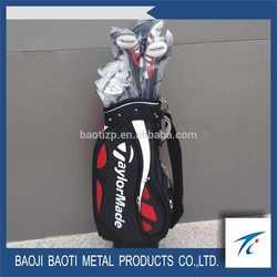 2015 top titanium golf clubs China supplier