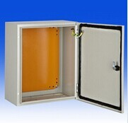 Wall Mounting Metal Enclosure IP66/ NEMA 4X high quality custom extrusion metal enclosures for electronics