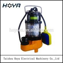 sewage centrifugal submersible pump V250F