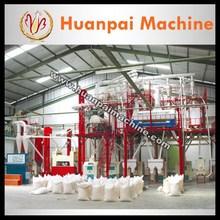 40-45ton maize flour mill complete plant