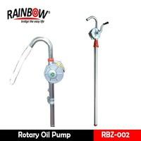 55 Gallon Drum ROTARY HAND PUMP diesel oil fuel barrel pump