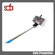 2015 hot new promotion selfie stick tripod