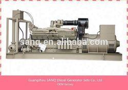150kva diesel engine generating SQIC550E 625KVA
