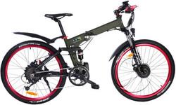 2015 Folding hub motor Li-lion battery adult electric bike for sale in China
