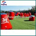 Nb-pb2005 ningbang la nflatable bunkers paintball 5 hombre inflable bunker speedball