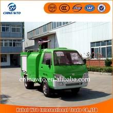 L'eau de feu de camion 4 * 2 Foton camion utilisé camion - citerne d'eau à vendre