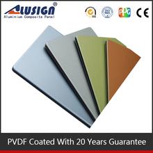 Alusign latest technology aluminum composite pannel