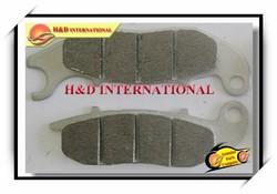 HD-04 Motorcycle brake pad,high quality motorcycle disc brake pads,brake parts