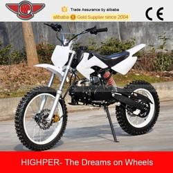 "China Cheap Dirt Bike 125cc, Wheel Size 17""/14"" (DB607)"