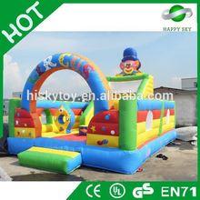 2015 Brand New Design inflatable fun city amusement park,high quality inflatable amusement park,fun city