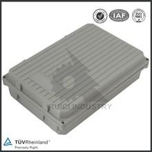 IP67 aluminium breaker box waterproof document box