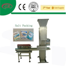 Small fill seal packing machine for pre made bag