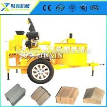 M7MI super cement brick making machine with low capacity/modern block making machine