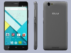 Blu 5.0 inch Android 4.4 IPS Screen Smart Phone, FDD-LTE & WCDMA & GSM Network
