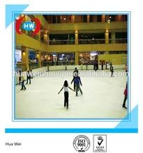 hockey training boards/Ice Skating Rink/HDPE basketball rink fence