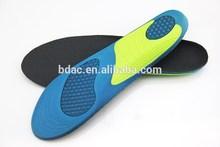 fashional foam shoe insole foot pressure pad sports insole