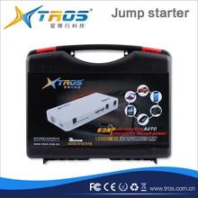 New product CE FCC ROHS 12v jump starter peak battery power bank car jump starter
