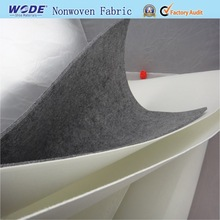 Needle Polyester Nonwoven Fabric Raw Material For Shoes