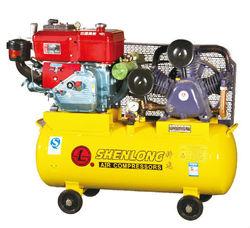 customize gasoline engine air compressor SLC-W series portable quality silent gasoline engine air compressor