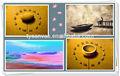 china baratos da arte da lona impressão frame