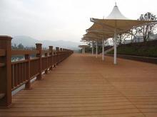 wood plastic decking /HOT eco decking