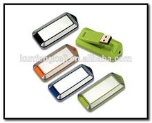 usb custom LOGO usb flash drive, rotating usb 4 gb factory wholesale 8 gb, 16 gb and 32 gb