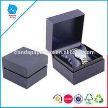 China supplier new design top grade luxury watch box
