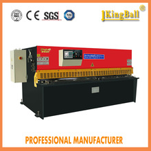 Eport to Central Africa,CE certificate,China manufacturer,QC12K Hydraulic Swing Beam Shearing Machine