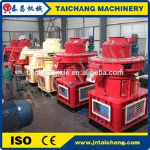 1 ton/hour taichang alfalfa cubing machine