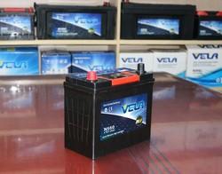 MF battery NS60 12V 45AMP maintenance free auto battery