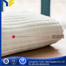 applique Guangzhou 100% bamboo fiber colorful striped bath towels women