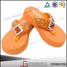 New Design Hot Sale Handmade New Design Eva Slippers Sandals, High Temperature Adhesive New Design Fashion Slippers