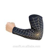 AoFeiTe AFT-EB024 Custom sublimated digital camo arm sleeves with lycra cotton