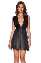 Venta al por mayor pavo del vestido de partido atractivo vestido corto