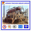 two pass industry superheat steam output wood gasification boiler, industrial steam iron boiler, industry coal boiler