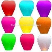 Eco Sky Lantern (Professional manufacturer) sky lantern for wedding decoration