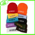 สาวหมวกcustomable/ส่งเสริมการขายหมวกถักปัก