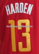 James Harden #13 Houston Basketball Jerseys