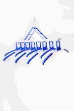 best selling plastic hanger fashionable plastic clothespins plastic han