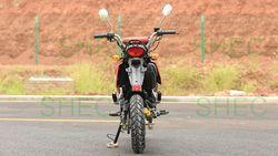 Motorcycle off road 125cc dirt bike