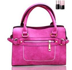 Trendy women casual many zipper PU shoulder bag alibaba express pretty women travel bags