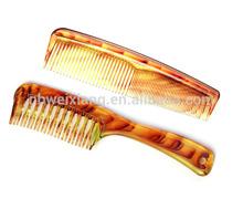 Tortoise shell comb plastic comb PS comb